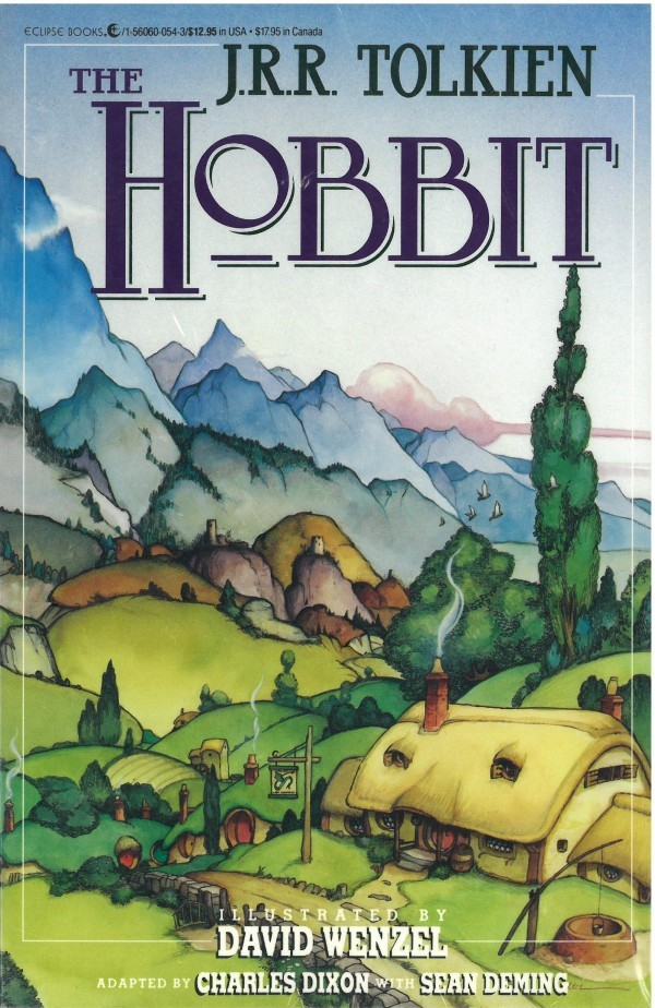 The Hobbit TP
