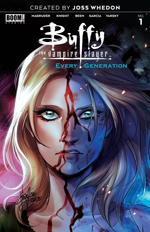 Buffy: Every Generation #1