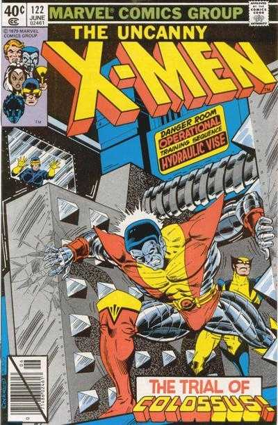 The X-Men #122