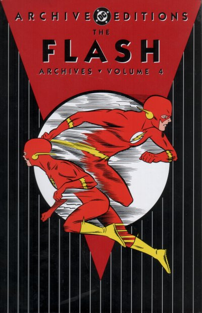 The Flash Archives Vol. 4 HC