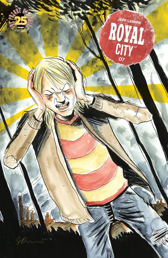 Royal City #7