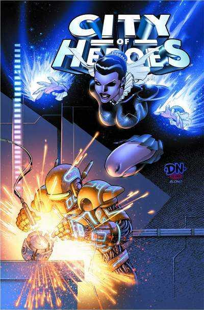 City of Heroes #19