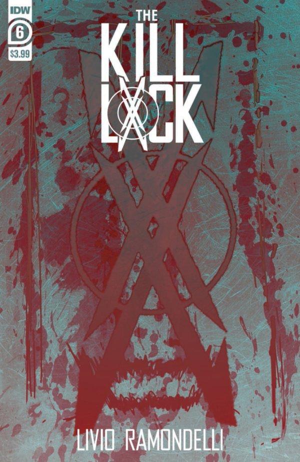 Kill Lock #6 review