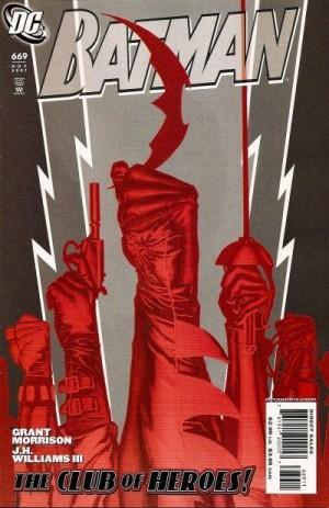 Batman #669