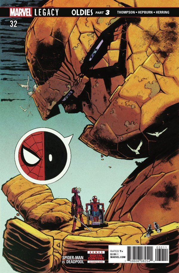Spider-Man / Deadpool #32