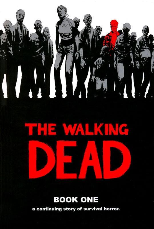 The Walking Dead Book 1 HC
