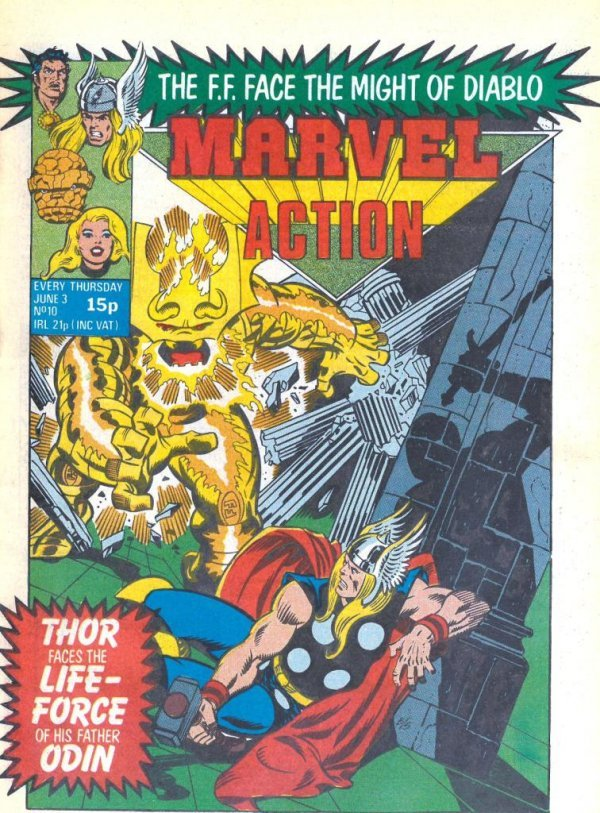 Marvel Action #10