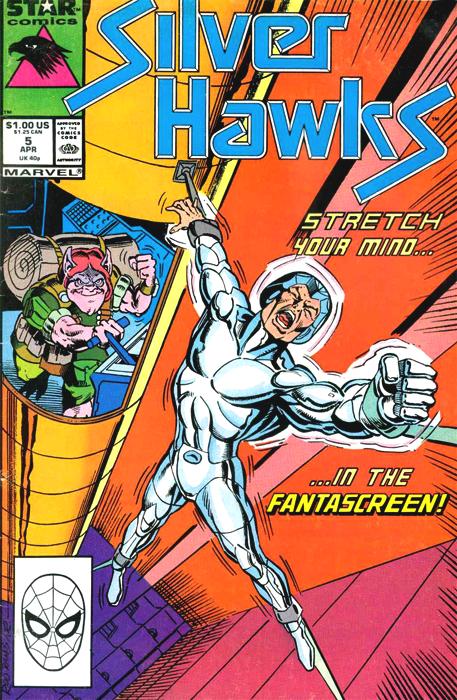 SilverHawks #5