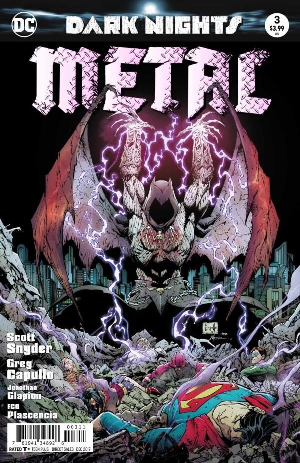 Dark Nights: Metal #3