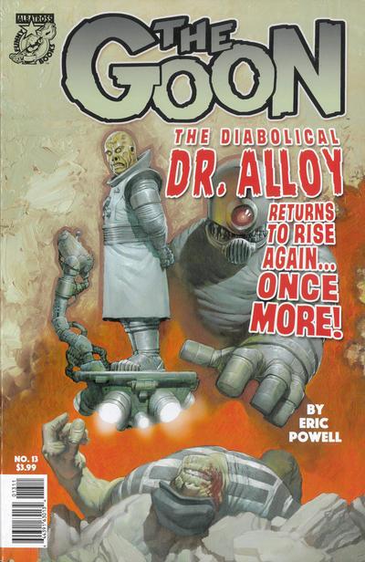 The Goon #13
