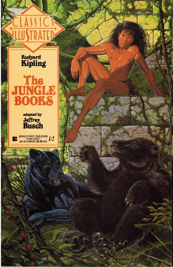 Classics Illustrated #22