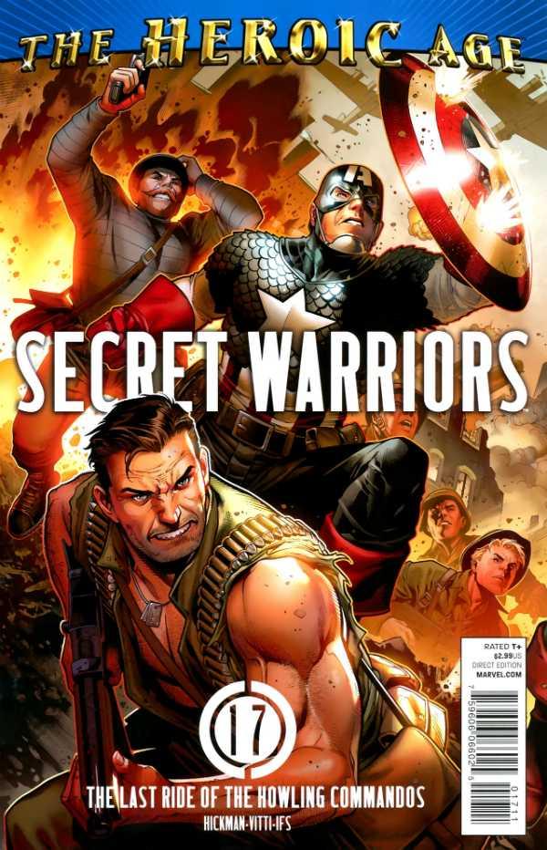 Secret Warriors #17
