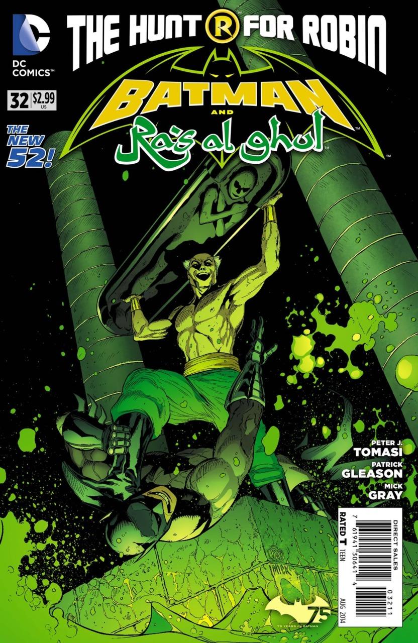 Batman and Robin #32