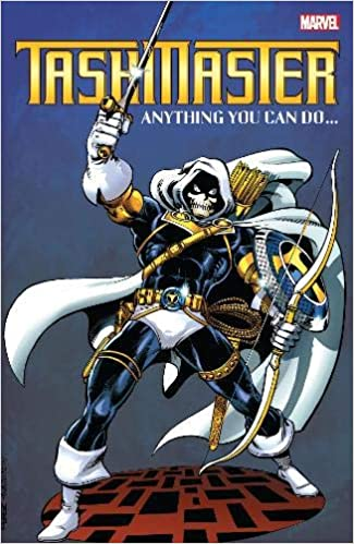 Taskmaster: Anything You Can Do TP