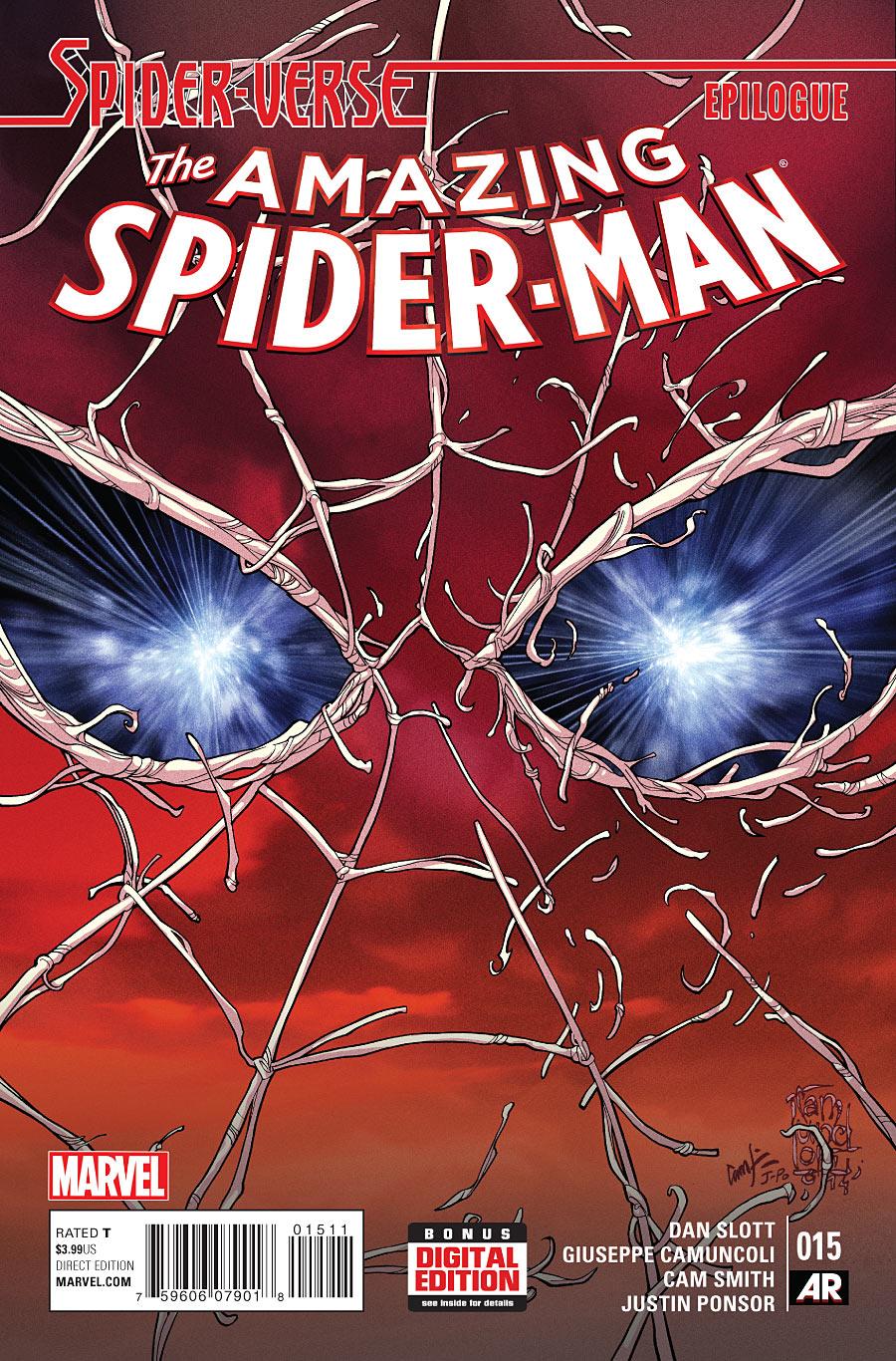 The Amazing Spider-Man #15