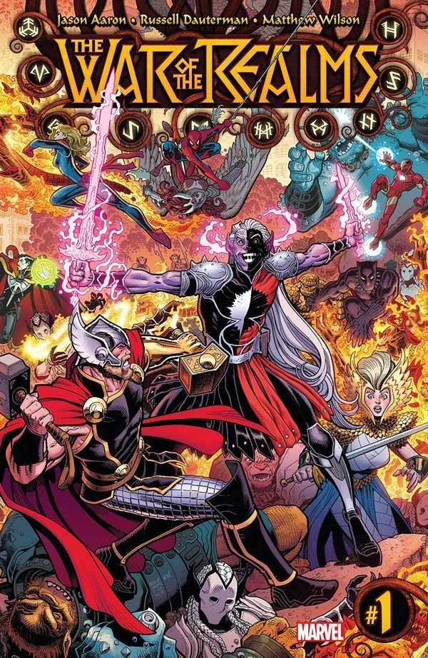The War of the Realms #1