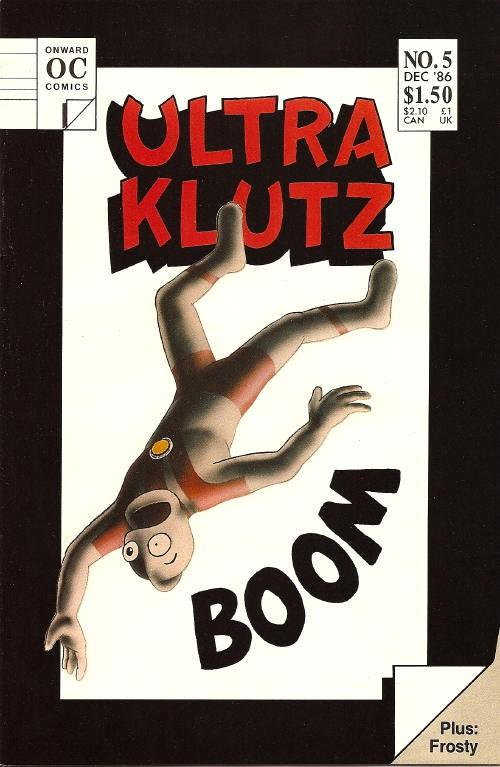 Ultra Klutz #5