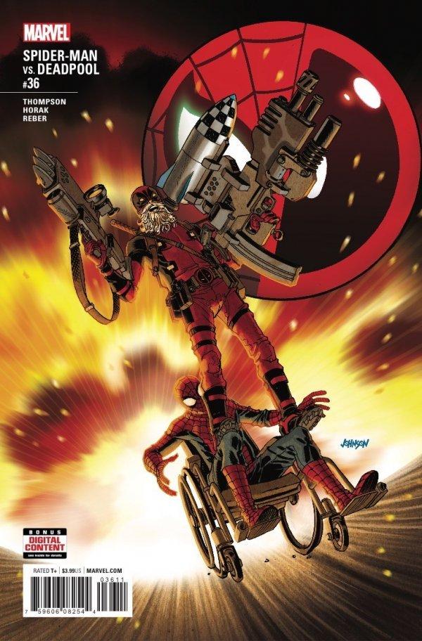Spider-Man / Deadpool #36