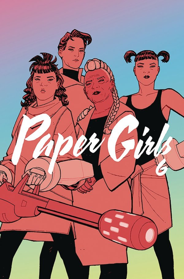 Paper Girls Vol.6 TP