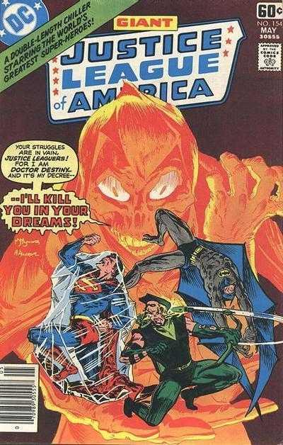 Justice League of America #154