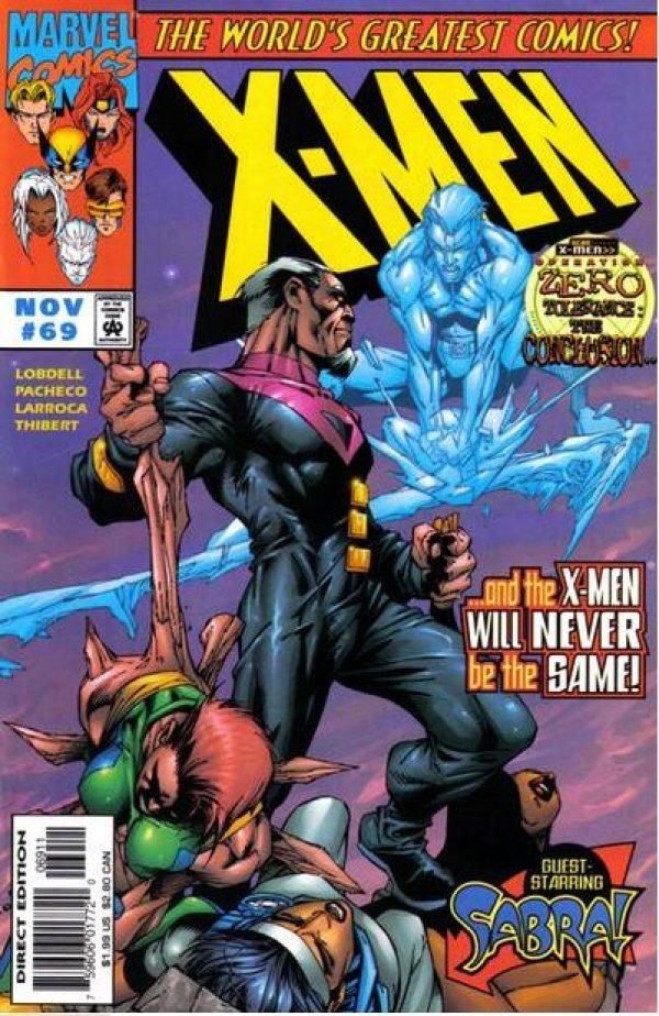X-Men #69