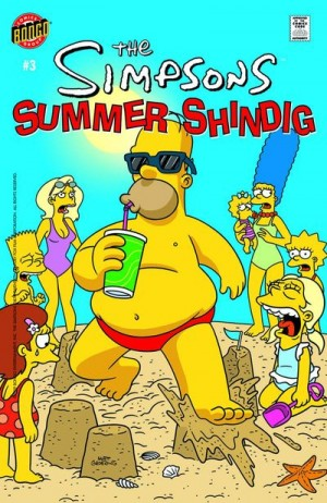 The Simpsons Summer Shindig #3