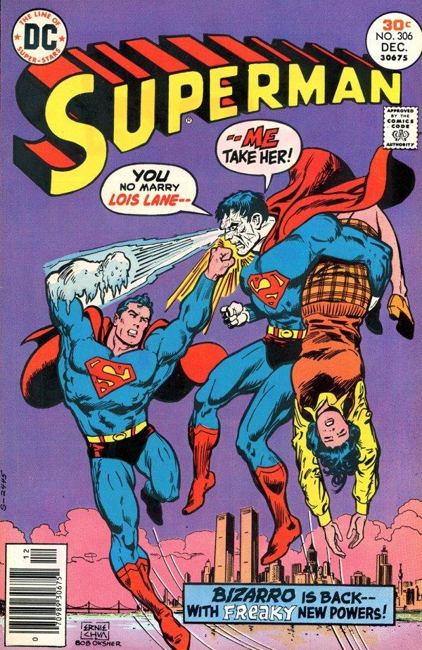 Superman #306