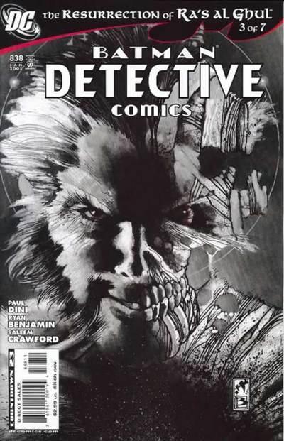 Detective Comics #838