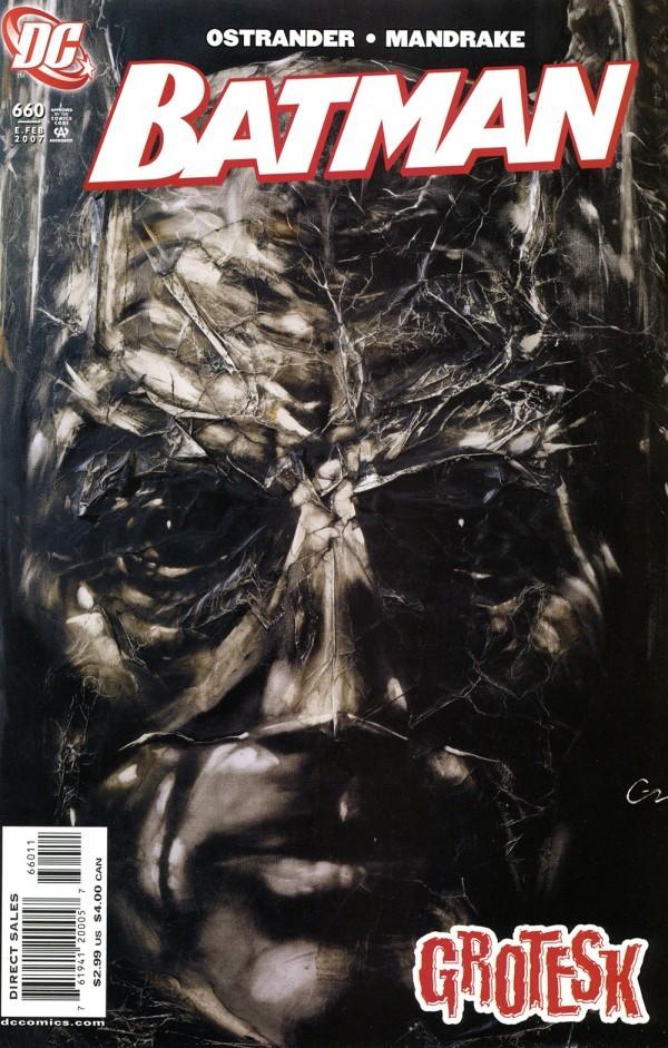 Batman #660