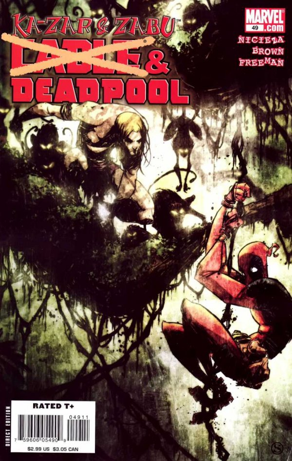 Cable & Deadpool #49