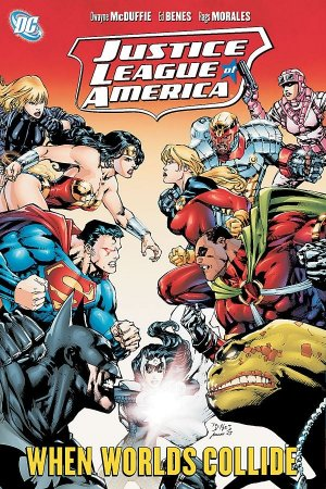 Justice League of America: When Worlds Collide TP