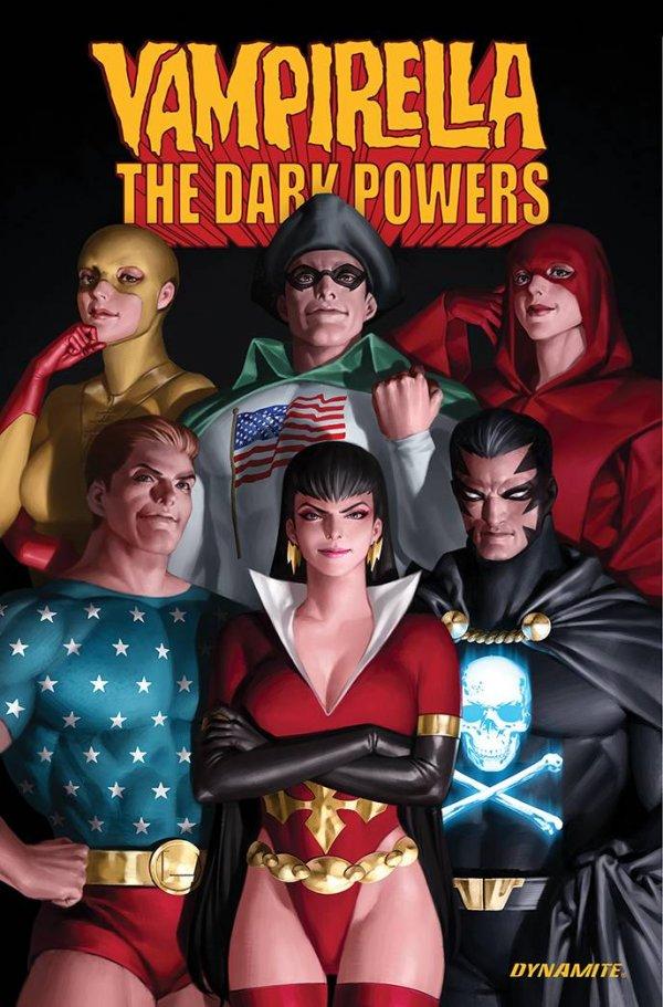 Vampirella: The Dark Powers TP