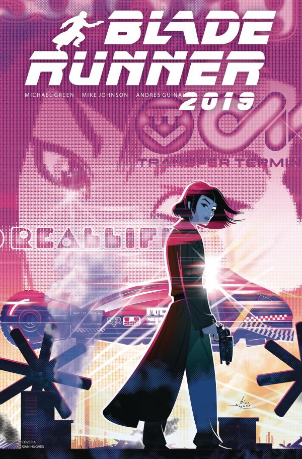 Blade Runner 2019 #6 review