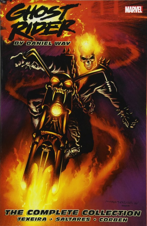 Ghost Rider By Daniel Way Complete Collection: New Ptg TP New Ptg