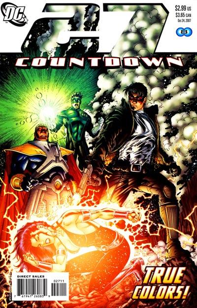 Countdown to Final Crisis #27