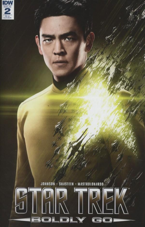 Star Trek: Boldly Go #2