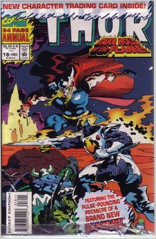 The Mighty Thor Annual #18