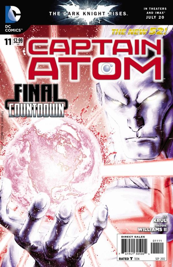 Captain Atom #11