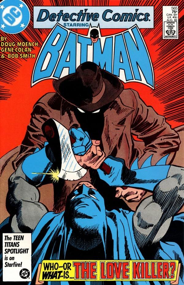 Detective Comics #565