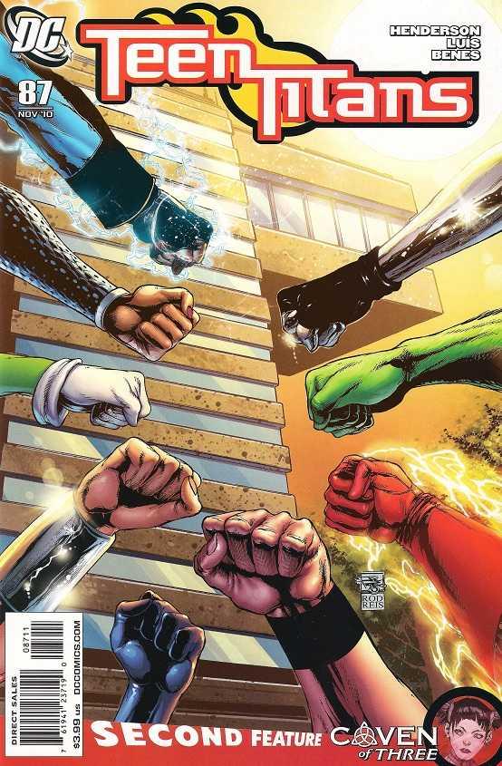Teen Titans #87
