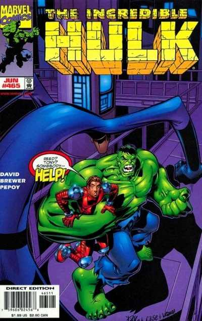 The Incredible Hulk #465