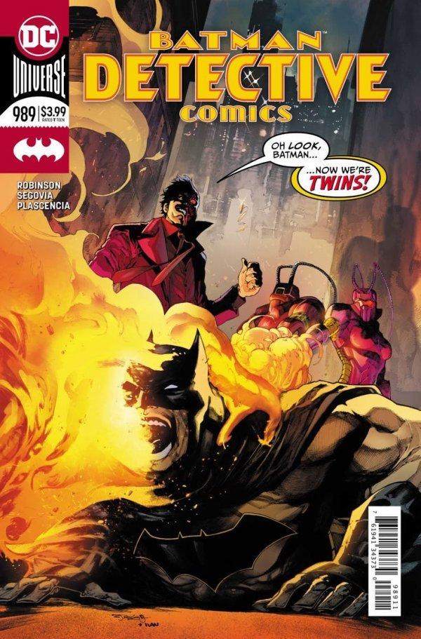 Detective Comics #989