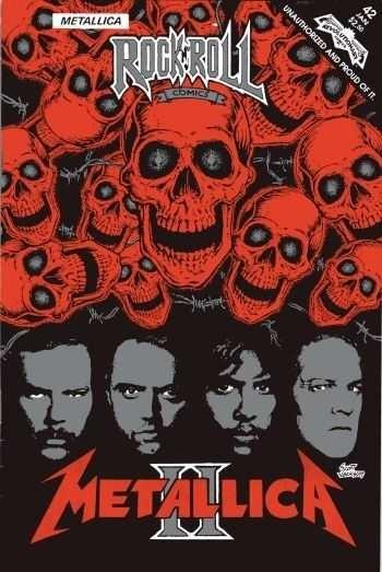 Rock 'n' Roll Comics #42