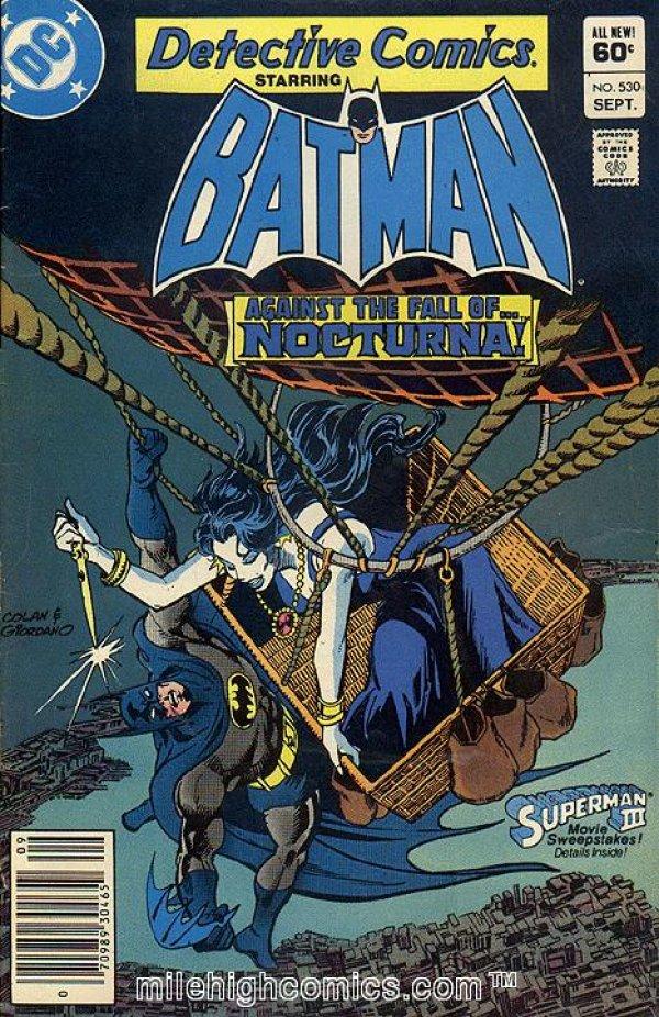 Detective Comics #530