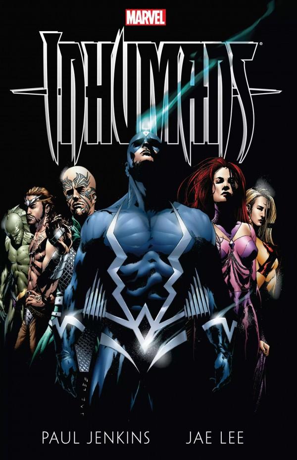 Inhumans HC review