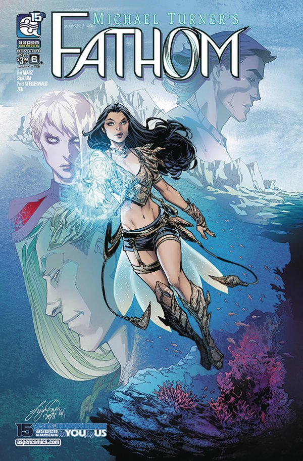 Fathom #6 review
