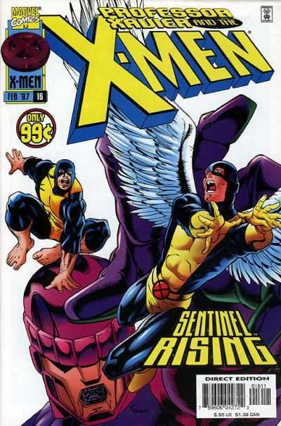 Professor Xavier and the X-Men #16