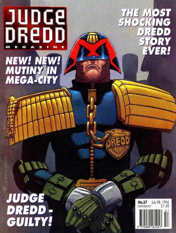 Judge Dredd: The Megazine #57