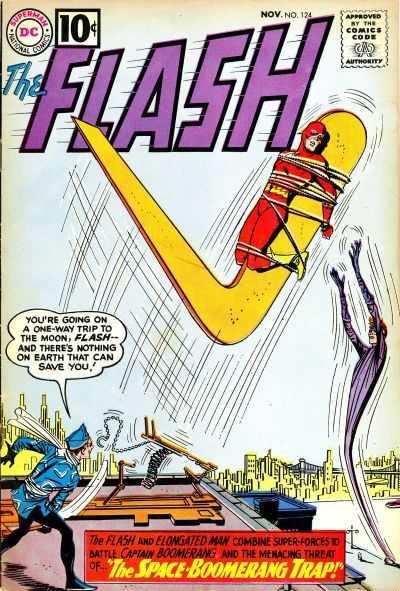 The Flash #124