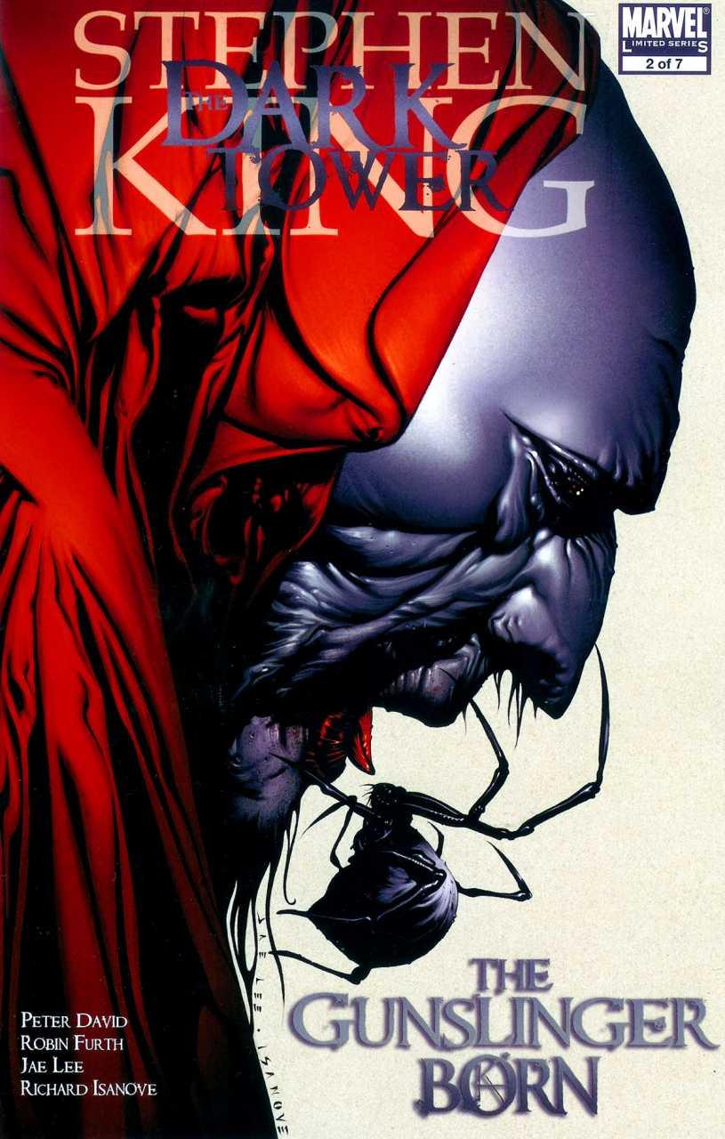 The Dark Tower: The Gunslinger Born #2